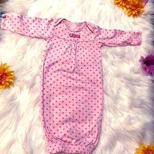 Baby girl 0-3 month sleeper